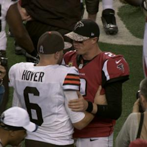'Inside the NFL': Cleveland Browns vs. Atlanta Falcons highlights