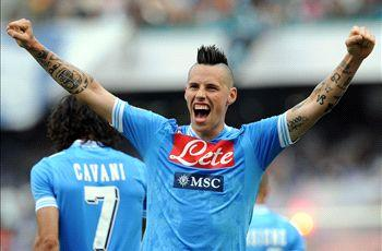 Hamsik fully committed to Napoli - agent