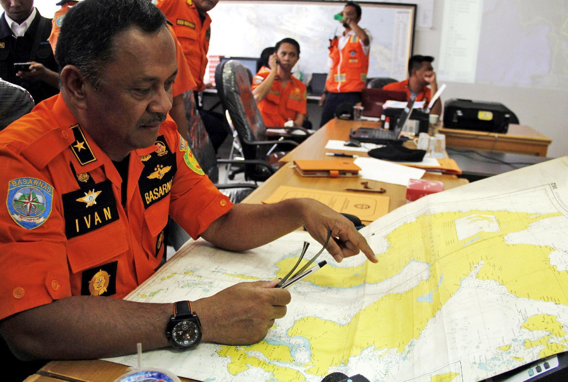 Rescuers say wreckage of missing Indonesian plane is found