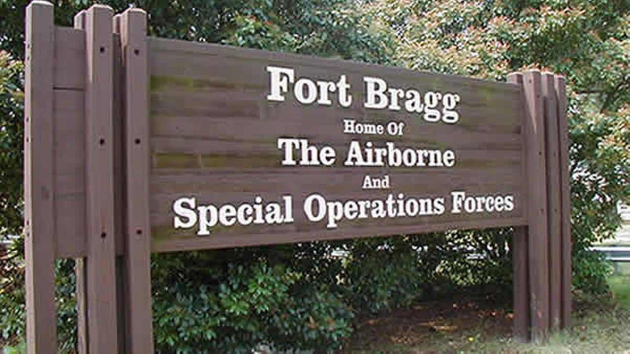 Fort Bragg soldier killed during training exercise in Louisiana