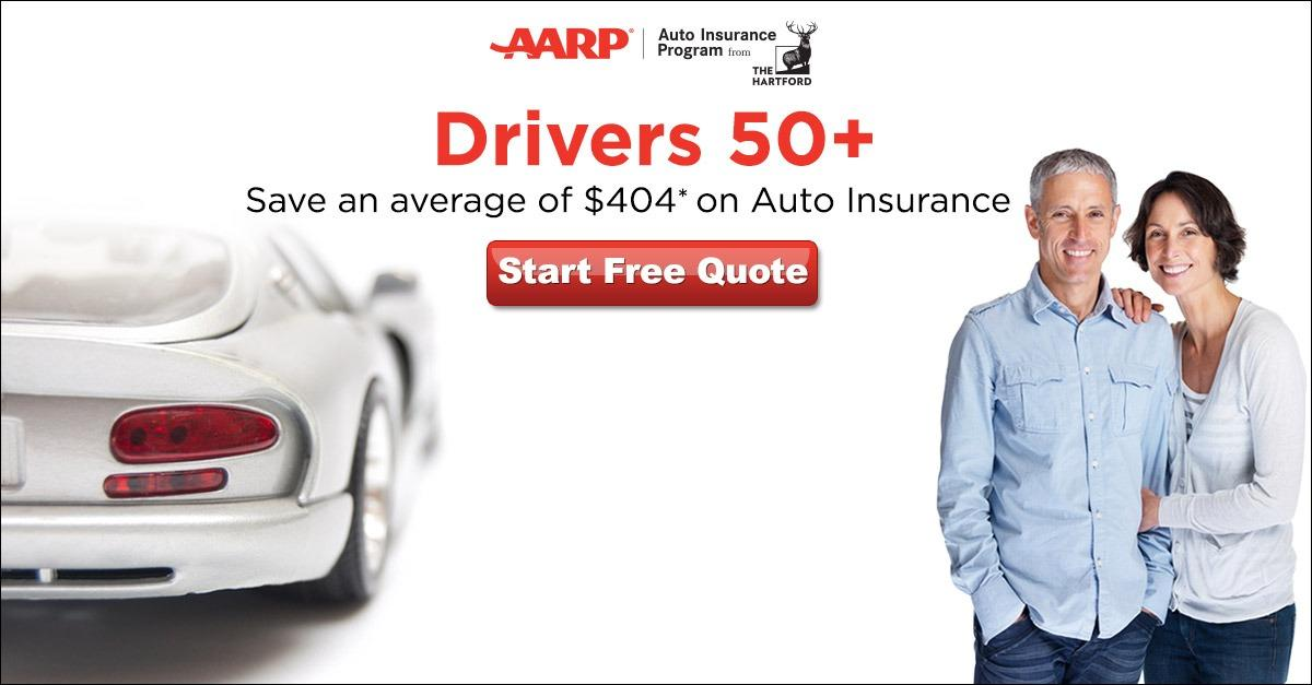 AARP® Auto Insurance Program from The Hartford