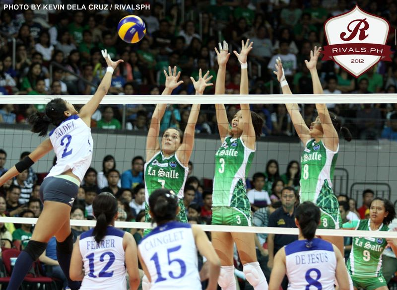 UAAP Women's Volleyball: The dream scenario, Ateneo vs. La Salle v2