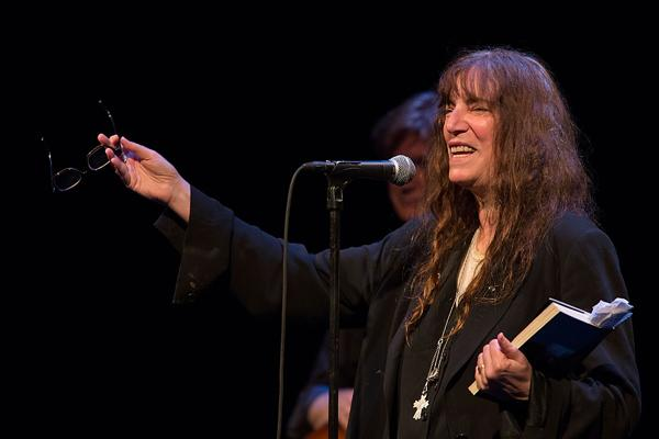 Patti Smith Offers New Details on Next Book