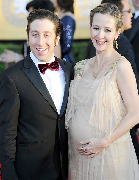 Simon Helberg, Wife Jocelyn …