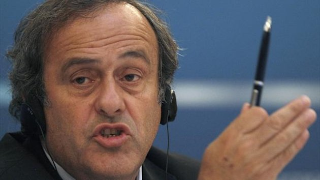 UEFA president Michel Platini  (Reuters)