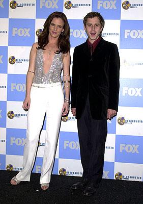 Juliette Lewis and Giovanni Ribisi Blockbuster Entertainment Awards Los Angeles, 4/10/2001