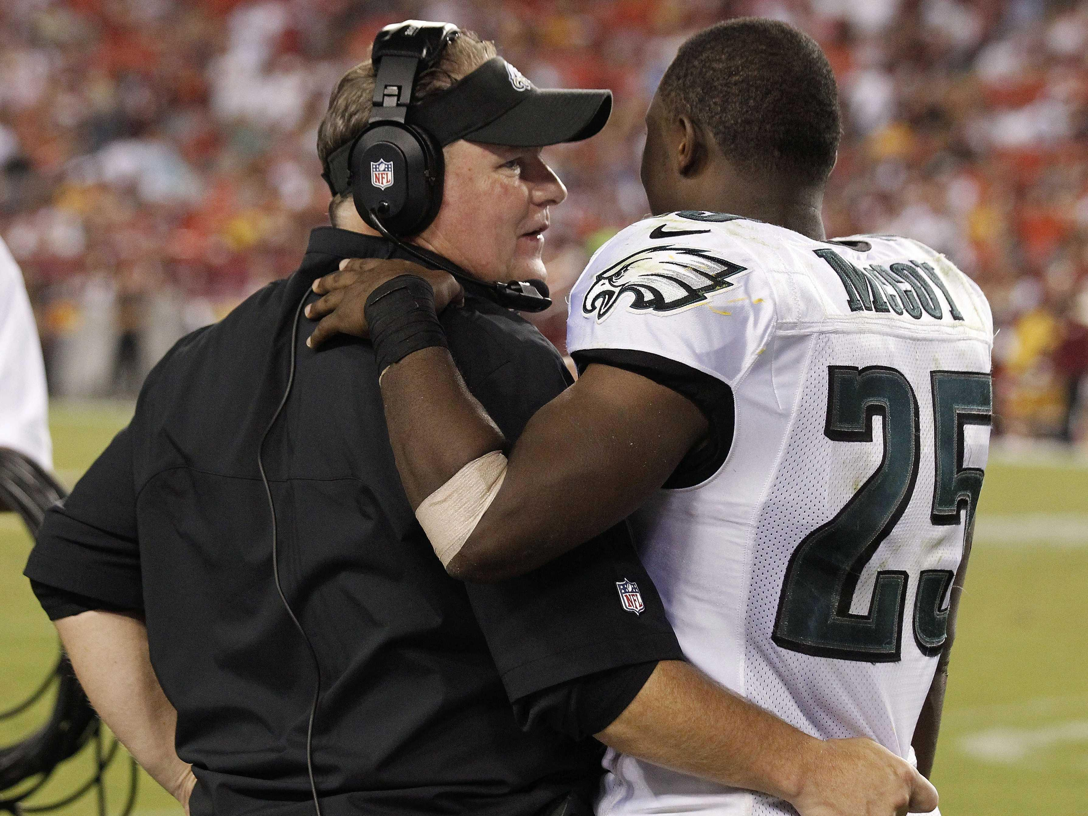 Chip Kelly's radical rebuilding plan for the Eagles already has one major problem
