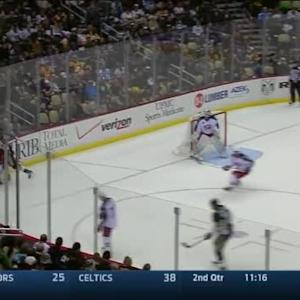 Chris Kunitz Hit on Dalton Prout (15:06/2nd)