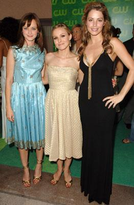 Alexis Bledel, Kristen Bell and Erica Durance The CW 2006 Summer TCA Party Pasadena, CA - 7/17/2006