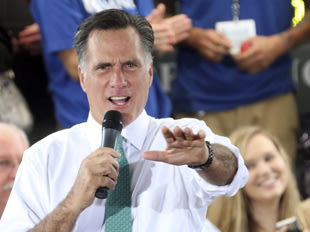 Public split on whether Romney's Bain tenure matters in 2012 | The ...