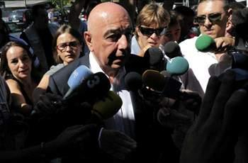 Galliani doubtful of summer Honda move
