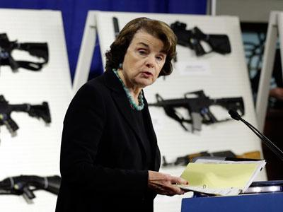 Democrats Reintroduce Assault Weapons Ban