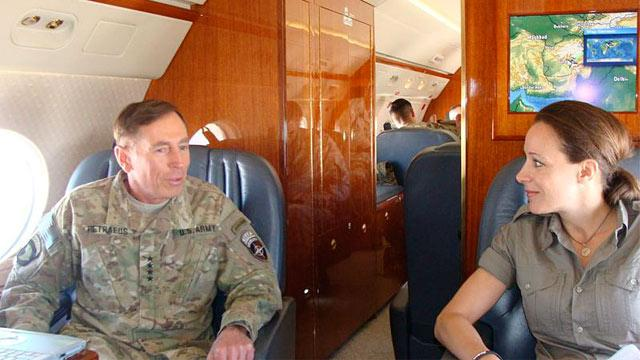 Some Conservatives Voice Petraeus Conspiracy Theories