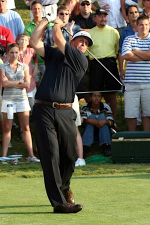 Time Warp at 2012 BMW Championship: A Fan's Take