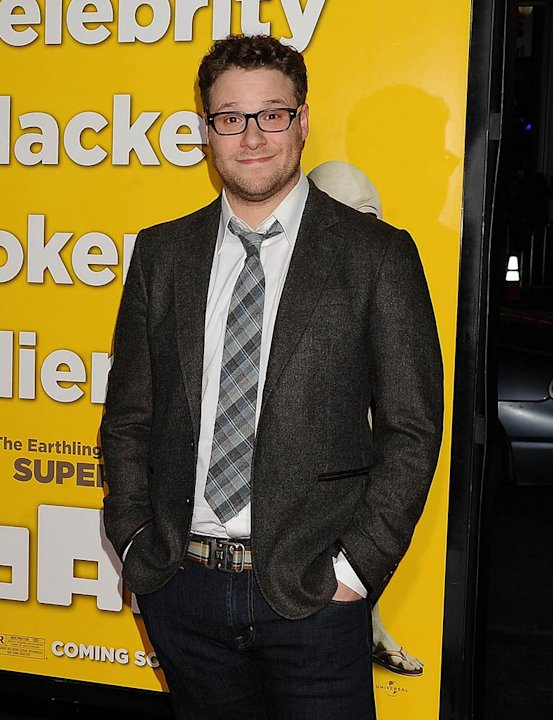 Seth Rogan Paul Pr