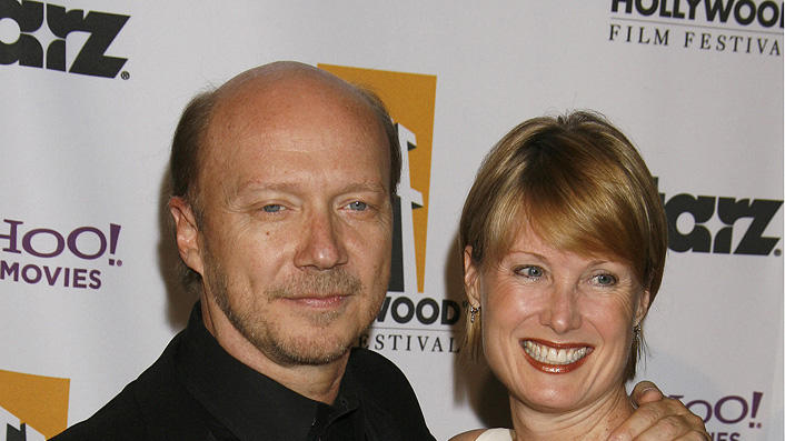 Hollywood Film Festival Awards Gala 2008 Paul Haggis