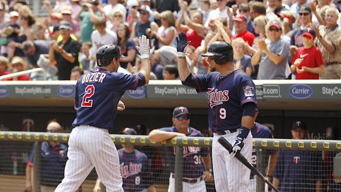 Power surge by Twins fuels 8-4 win over White Sox