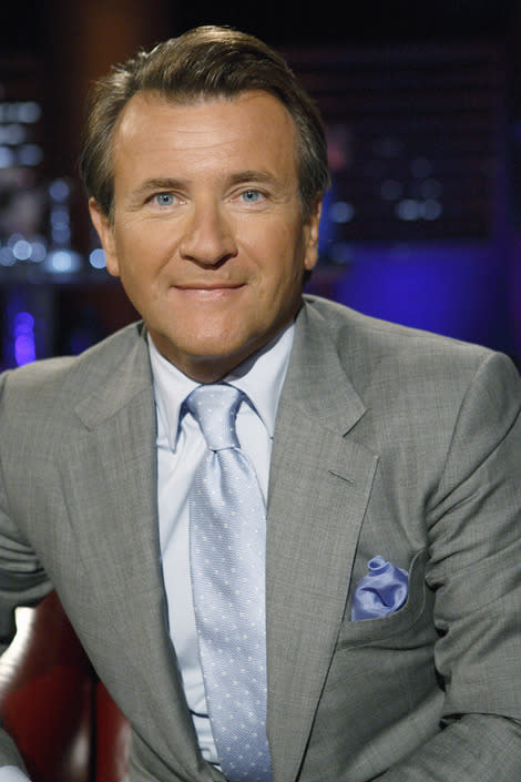 'Shark Tank's' Robert Herjavec gives advice to potential pitchers