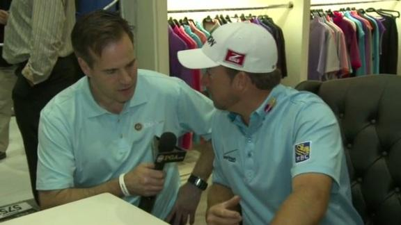 Day 1: Graeme McDowell interview