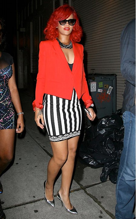 Rihanna Drakes After Party
