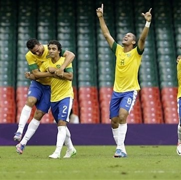 Brazil beats Egypt 3-2 in men's soccer The Associated Press Getty Images Getty Images Getty Images Getty Images Getty Images Getty Images Getty Images Getty Images Getty Images Getty Images Getty Imag