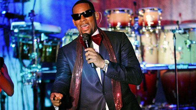 R. Kelly Cancels Appearances Due to Illness