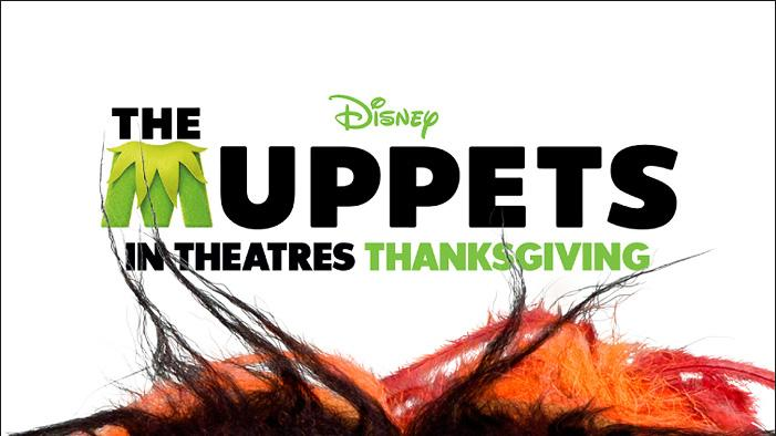 Walt Disney 2011 The Muppets