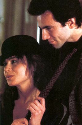 Lena Olin and Daniel Day-Lewis in The Unbearable Lightness of Being