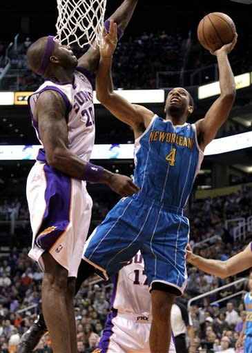 Suns rally, then hold on to beat Hornets in OT