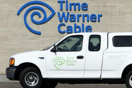 Time Warner Cable office is pictured in San Diego