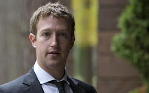 Mark Zuckerberg Is Feeling Generous, Again