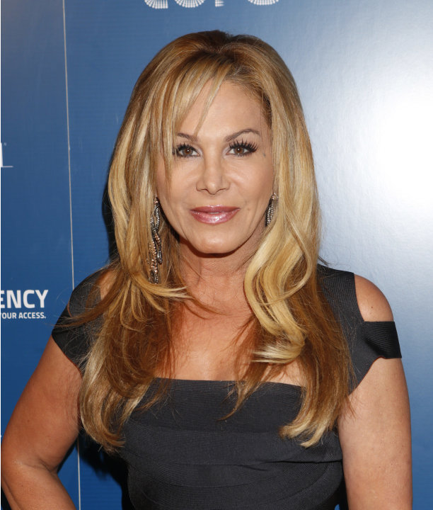 Adrienne Maloof attends the US Weekly AMA After Party for The Wanted at Lure on Sunday November 19, 2012 in Los Angeles, California.  (Photo by Todd Williamson/Invision/AP Images)