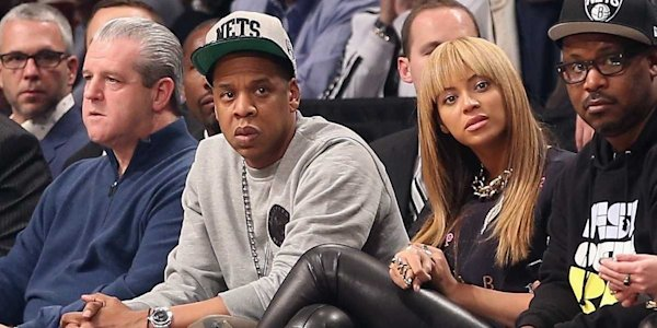 brooklyn nets jay-z beyonce basketball