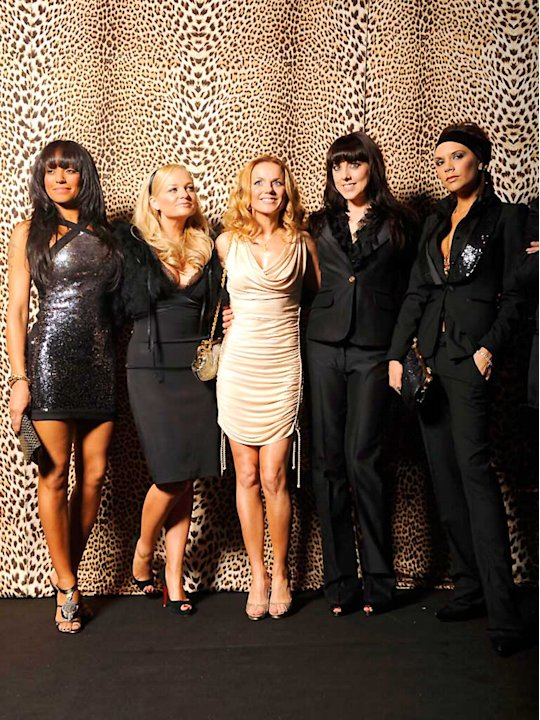 Spice Girls Milan
