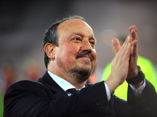Benitez revels in Roma win