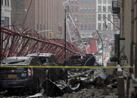 New York steps up efforts on crane safety after deadly collapse