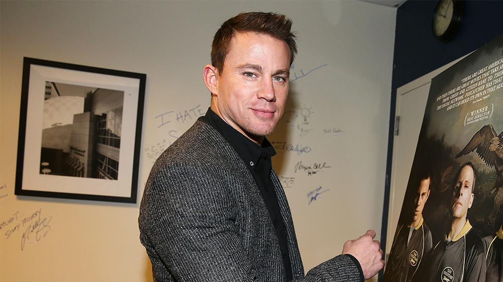 Channing Tatum Returns for 3rd Team Oscar Competition