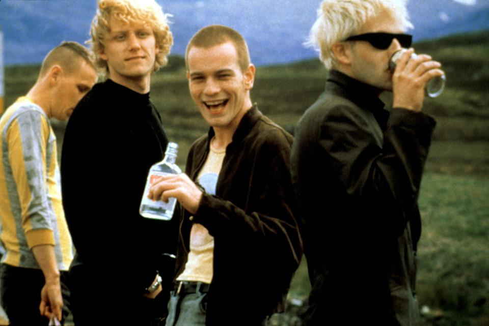 Modern Classics Top 100 Trainspotting