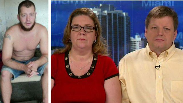 Jailed Marine's parents on the struggle for his release