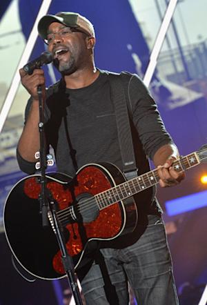 Darius Rucker Has Street Named After Him