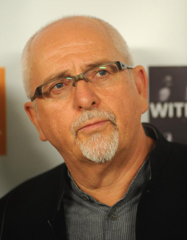 Peter Gabriel, Billy Bragg Join the Voice Project's Album for Peace in Africa