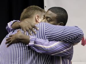 Tracy Morgan gives personal apology in Nashville
