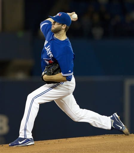 Morrow helps Blue Jays blank Mariners 7-0