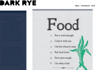 4 Practical Ways Your Local Business Can Use Tumblr image dark rye