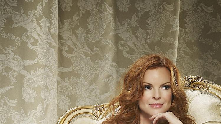 "Marcia Cross in the ABC series ""Desperate Housewives"""
