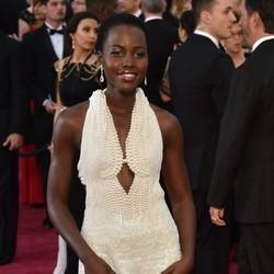 Oh No! Lupita's Oscar Dress Was Stolen