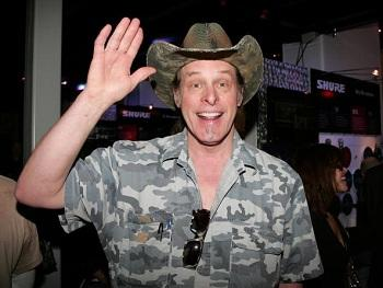 Ted Nugent to Attend State of the Union Address as Congressman's Guest