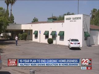 Kern County's ten-year plan to end chronic homelessness on track after five year mark