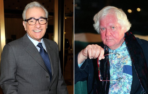 Martin Scorsese paid tribute to Ken Russell