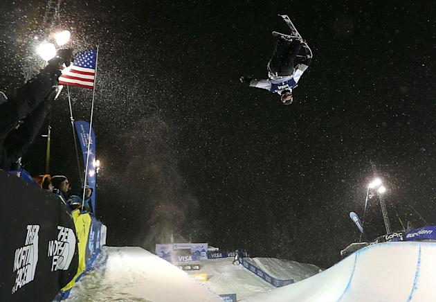 U.S. Snowboarding and Freeskiing Grand Prix - Day 3